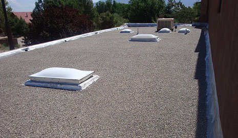 tar-and-gravel-roof